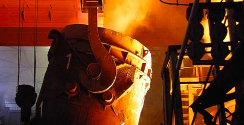 Produção brasileira de aço bruto cresce 2,5% em setembro