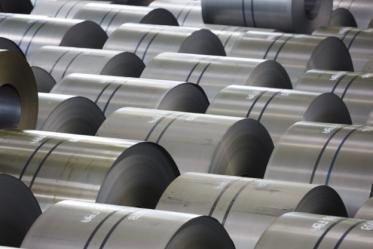 Previsão da Usiminas é de estabilidade dos preços do aço no 4º trimestre